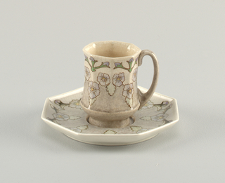 Cup And Saucer (Netherlands), ca. 1900