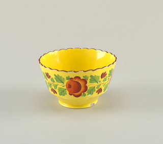 Bowl (England), 18th–mid-19th century