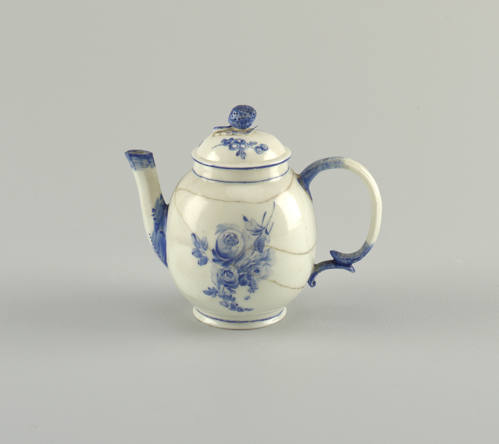 Teapot And Cover (France)
