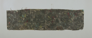Twelve samples of marbleized silk.  [2017]