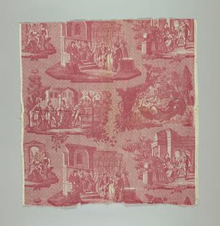 Textile, Judgement of Clara