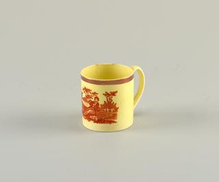 Mug (England), 18th–mid-19th century