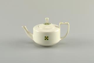 Teapot (Netherlands), ca. 1904