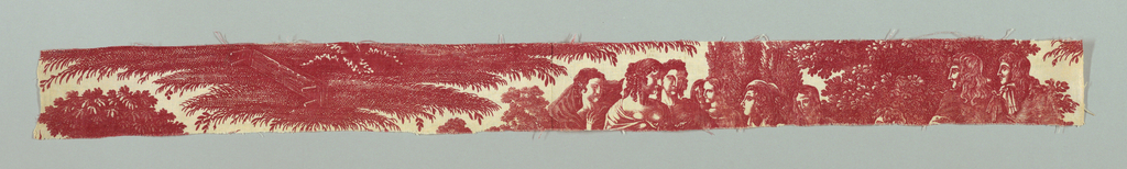 Fragment printed in red.
