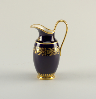 Pitcher in Neoclassical Style Pitcher, ca. 1858