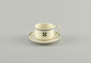 Cup And Saucer (Netherlands), ca. 1904