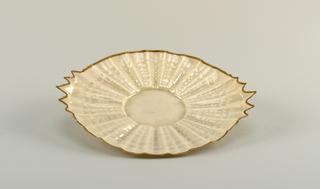 Dish, 19th century