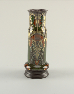 Vase (Netherlands), ca. 1898