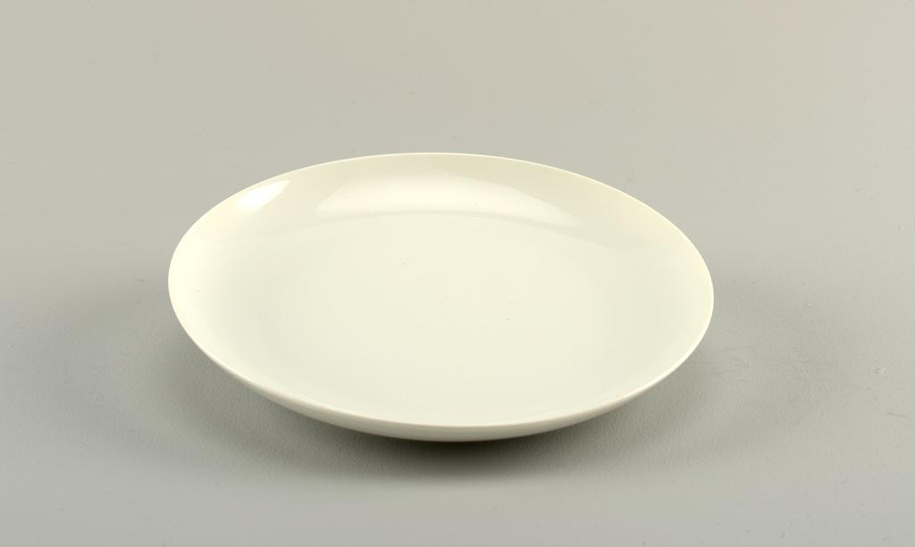 3-T Plate, Dinner