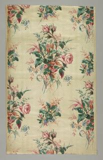 Textile (England), ca. 1820