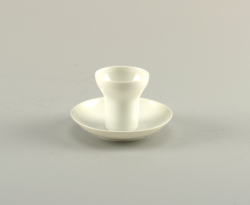 3-T Cup And Saucer, 1968