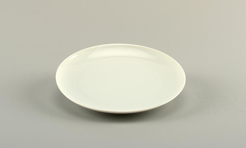 Plate, Dessert (France)