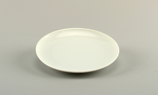 Plate, Dessert (France), 20th century