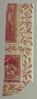 Textile (France), ca. 1800