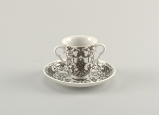 Cup And Saucer (Austria)