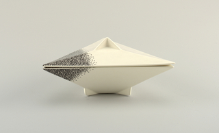 """Angle"" Covered Vegetable Dish, 1988"