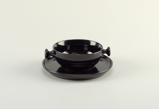 """Zen"" Cup And Saucer"