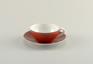 Cup And Saucer, ca. 1932