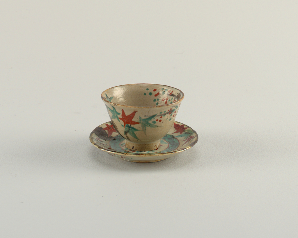 Cup And Saucer (Japan)