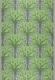 Textile, Tree Song