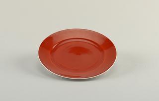 Cake Plate, ca. 1932