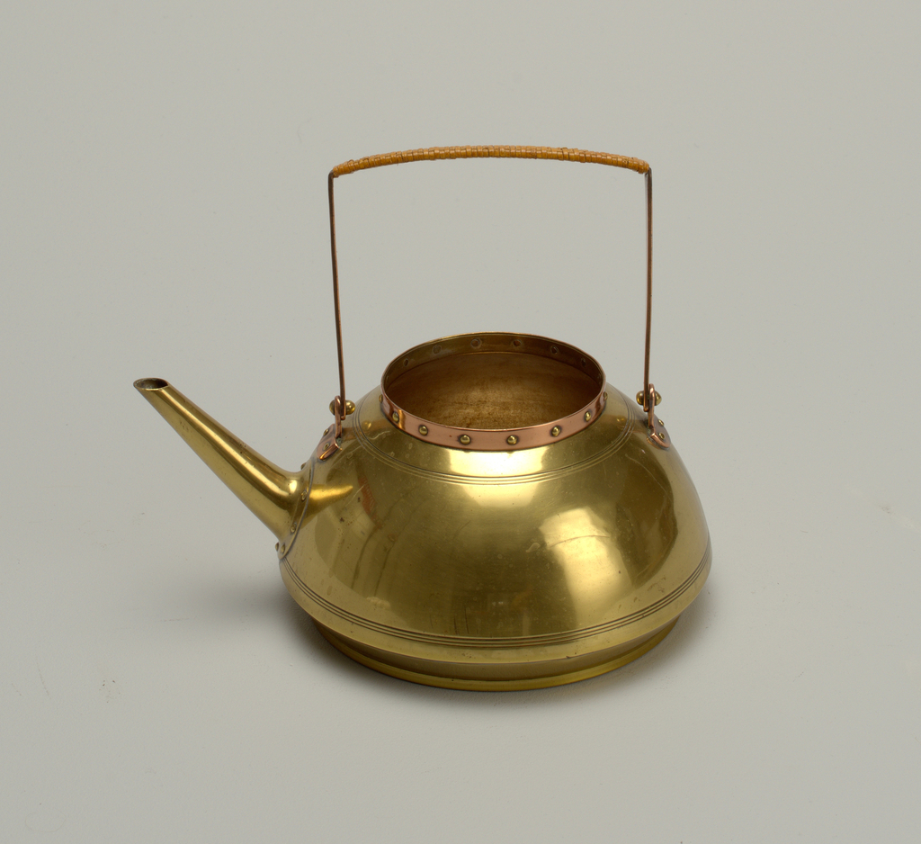 Tea Kettle On Stand (Netherlands), ca. 1905