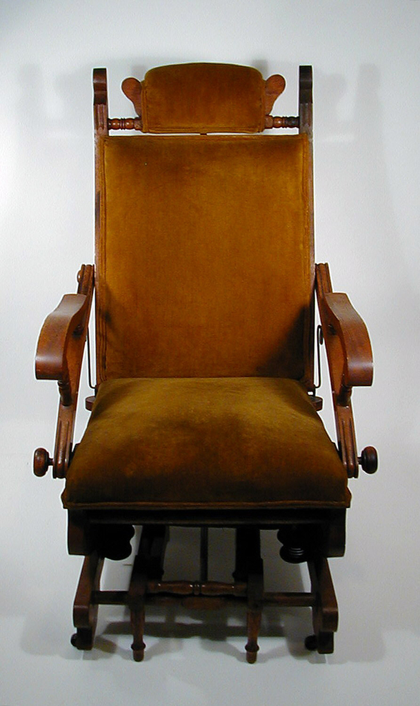 Chair (USA), 1890–1900
