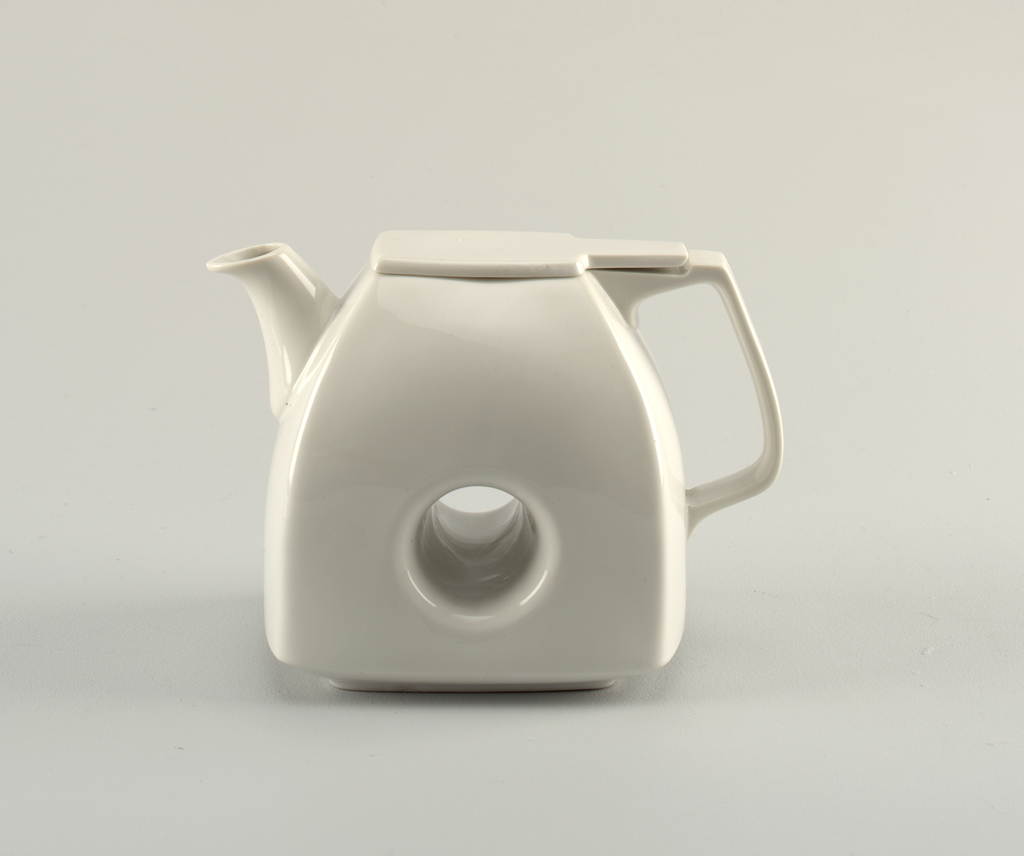 Teapot And Cover (Japan), ca. 1980