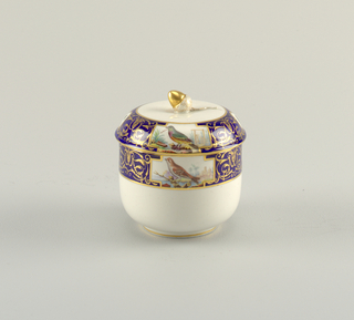 Sugar Bowl, Duke of Orléans Service Sugar Bowl, 1787–1791