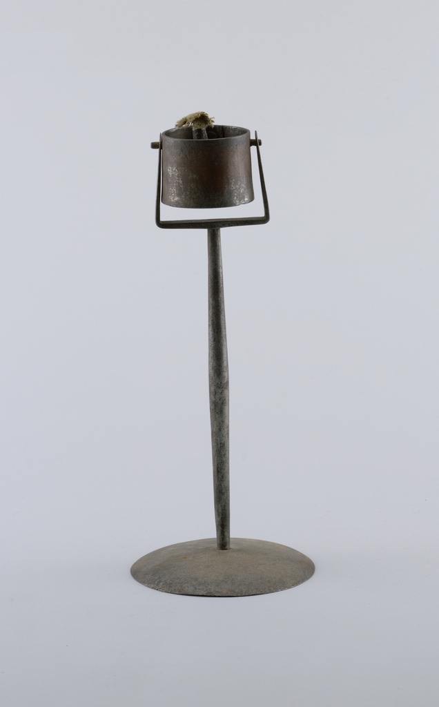 Lamp, Grease