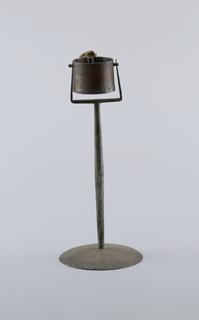 Lamp, Grease