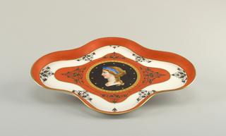 Tray (USA), 19th century