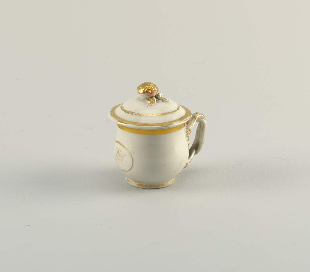 Covered Cup Cup, late 18th century