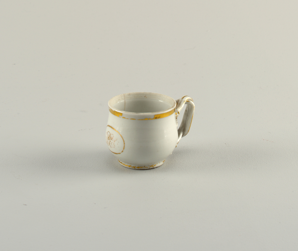 Cup Cup, late 18th century