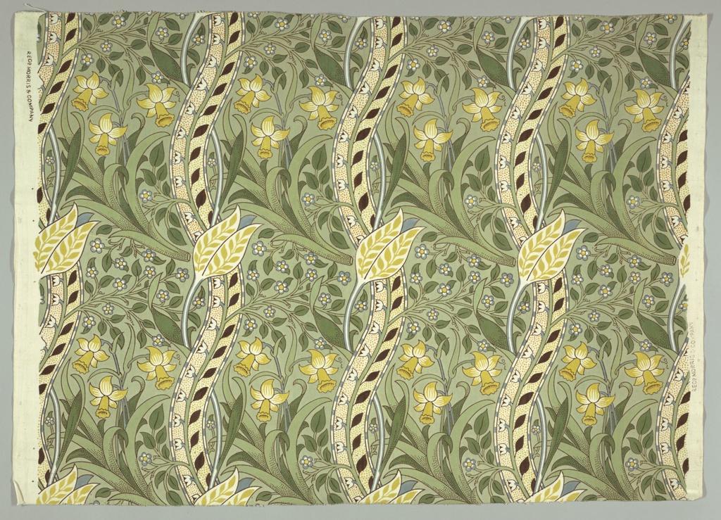 Textile, Daffodil