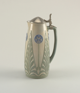 Tankard (Germany), ca. 1904