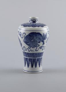 Vase (China), 1736–95