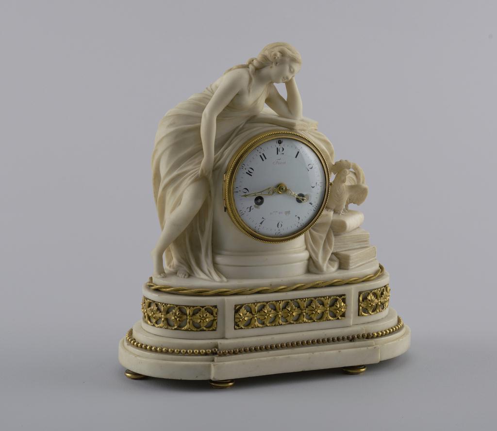 Clock (France), ca. 1795