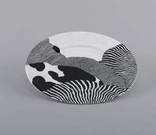 Hana Plate, 1988