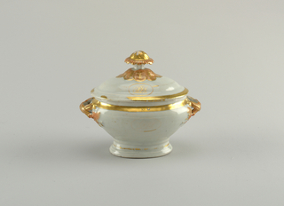 Tureen Tureen, late 18th century