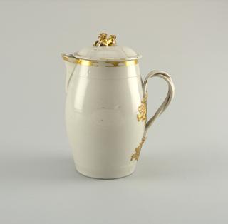 Coffeepot Coffeepot, late 18th century