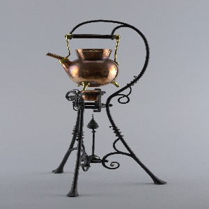 Kettle And Stand (England)