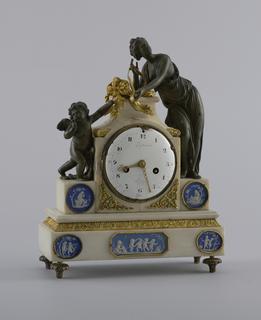 Clock (France), ca. 1785