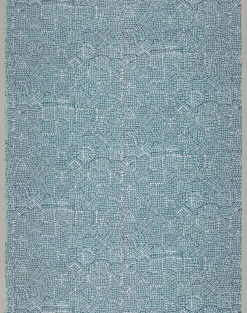 Textile, Mosaic