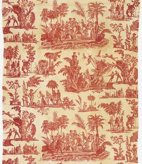 Textile, Paul et Virginie