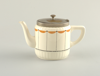 Teapot (Germany), ca. 1910
