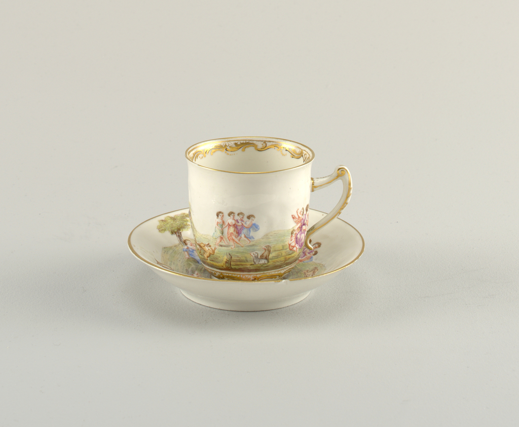 Cup And Saucer (Italy)