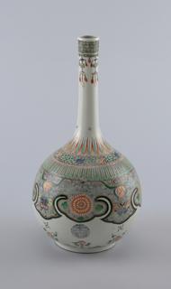 Vase (China), 1660–1720