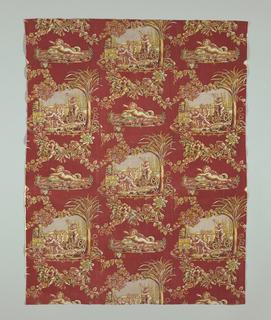 Textile, ca. 1810