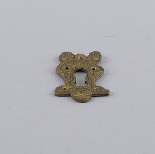 Keyhole Escutcheon (France), 1780